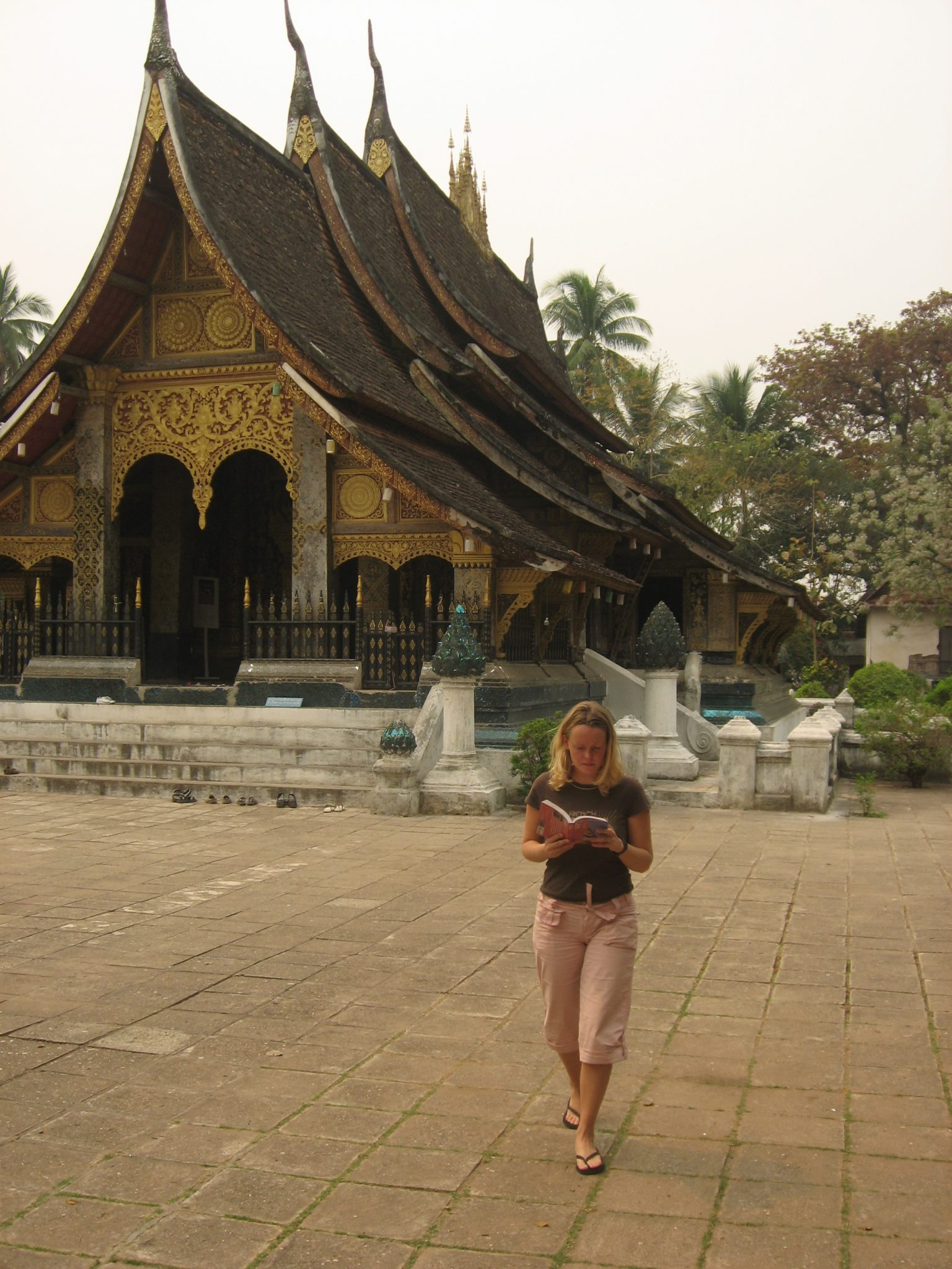 Into Laos and into last Month